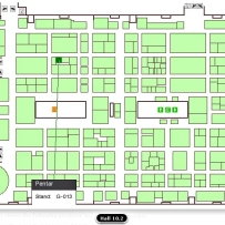 PENTAR company as the EISENWARENMESSE 2014 exhibitor, BUILDING 10.2, Stand G013