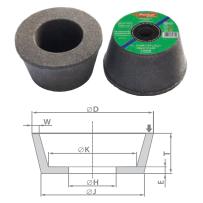Ściernica doniczkowa – Typ 11 – Beton, Ceramika, Kamień